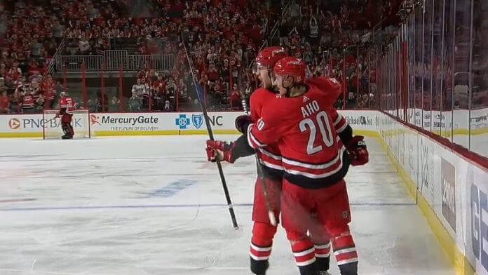 Sebastian Aho NHL