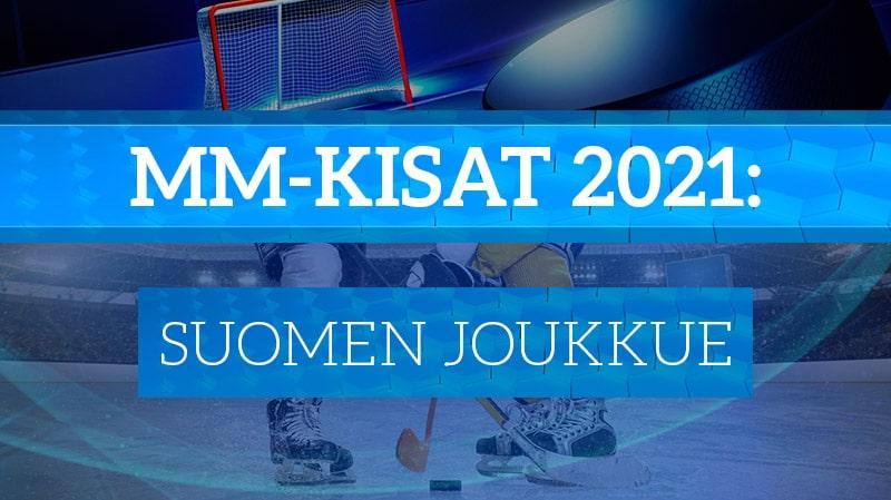 mm-kisat 2021 suomen joukkue
