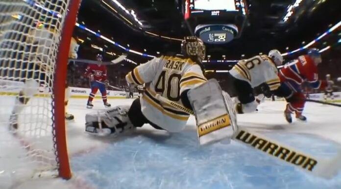 Tuukka Rask nhl NHL:n pudotuspelit acme world sports nhl-pudotuspelien