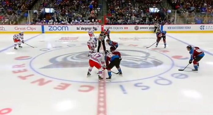 NHL koronavirustestit
