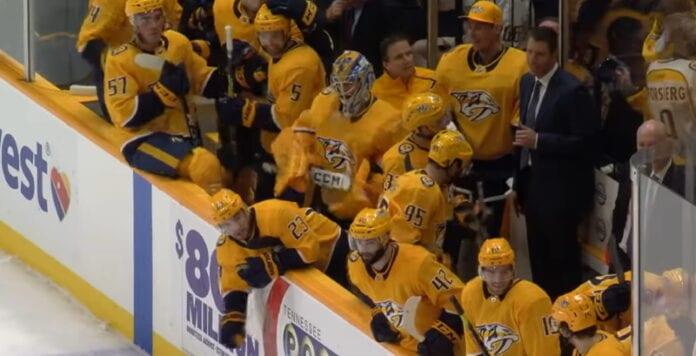 Nashville Predators NHL mikael granlund