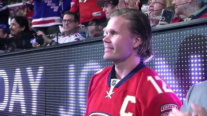 Olli Jokinen Florida Panthers