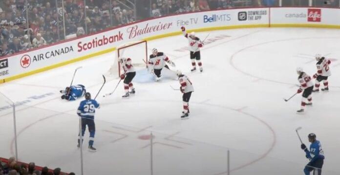 Winnipeg Jets NHL