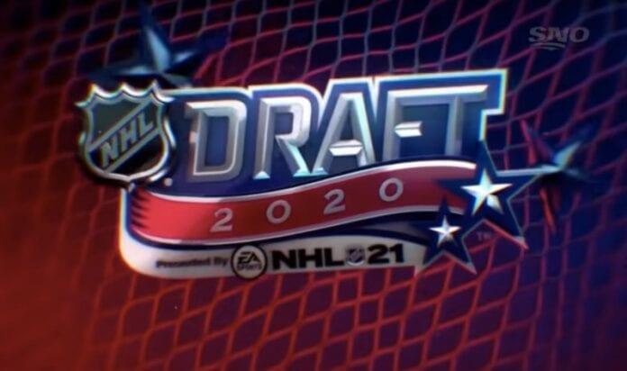 NHL:n varaustilaisuus