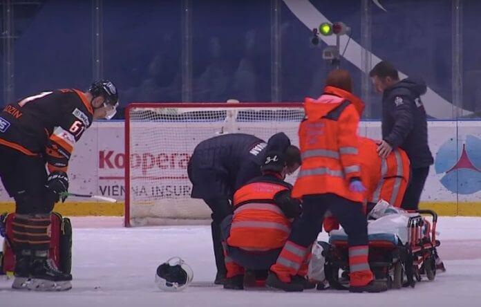 Tappelut jääkiekossa slovakia pelottava tilanne