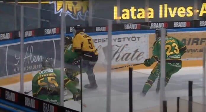 Mikael Seppälä pelikieltoon