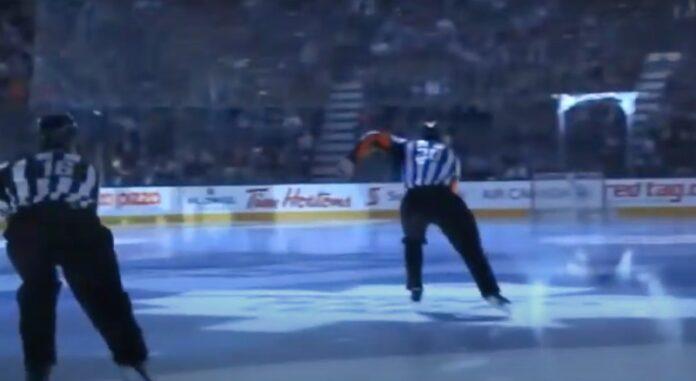 NHL-tuomari erotettiin