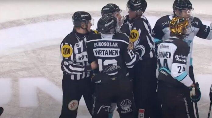 Pelicans Iikka Kangasniemi Petteri Wirtanen