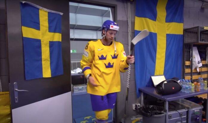 Ruotsin MM-joukkue 2021