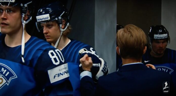 Leijonat Suomi - Kanada Leijonat mitalipeleihin