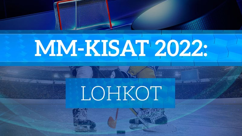 jääkiekon mm-kisat 2022 lohkot